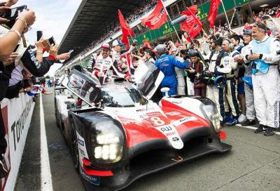 24 Ore di Le Mans: Toyota domina in LMP1, Porsche in GTE