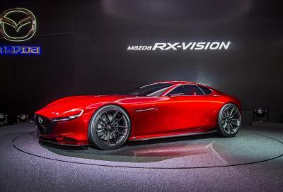 Mazda RX-9: nel 2020 con motore Wankel