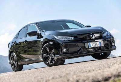 Honda Civic 1.6 i-DTEC Executive Premium: prova su strada