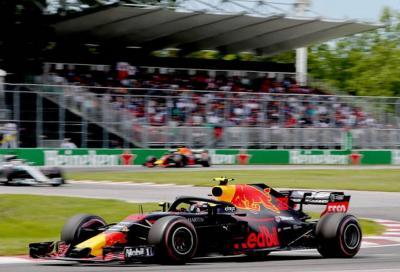 Formula 1: dal 2019 la Red Bull adotterà motori Honda