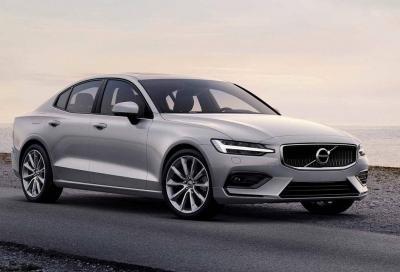 Nuova Volvo S60: ibrido si, diesel no