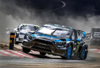 Mondiale Rallycross: dal 2020 elettrico avanti tutta