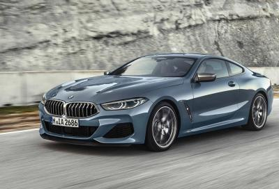BMW Serie 8 Coupé: elegante sportiva