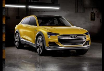 Audi e Hyundai: accordo per le auto a idrogeno