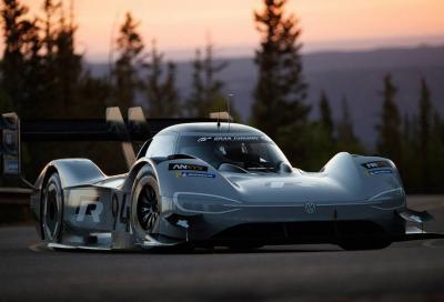 Pikes Peak 2018: la Volkswagen elettrica è regina incontrastata