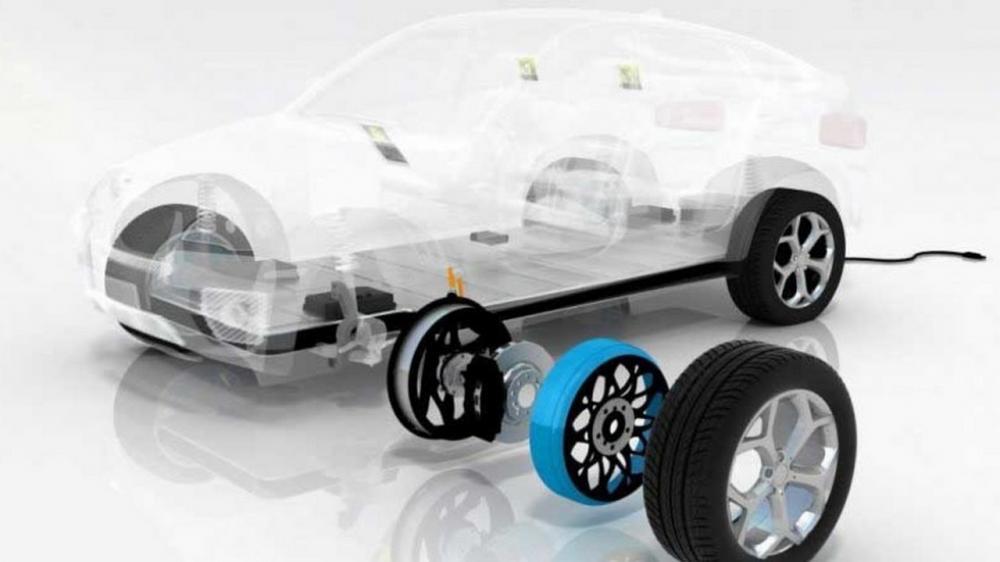 collegare le ruote di potenza