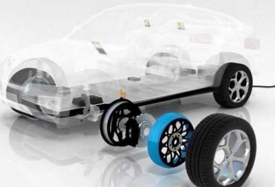 Elaphe M700: motore elettrico plug-and-play nella ruota