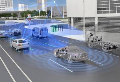 ZF e Mobileye uniscono le forze per la guida autonoma
