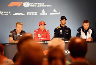 F1, GP d'Austria: anteprima e orari TV