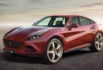 SUV Ferrari: fra due anni sarà realtà