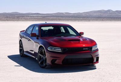 Dodge Charger MY2019: novità per tutta la gamma