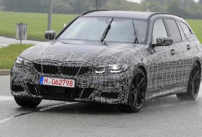BMW Serie 3 Touring: tutte le info sulla MY2019