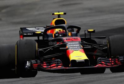 F1: inferno Mercedes, Verstappen vince in Austria davanti alle Ferrari