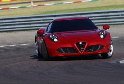 Alfa Romeo 4C: la Coupé pronta alla pensione
