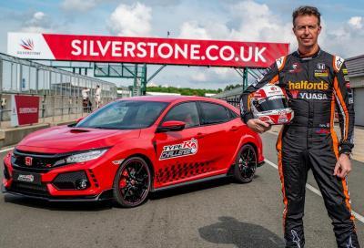 Honda Civic Type R: espugnato anche Silverstone