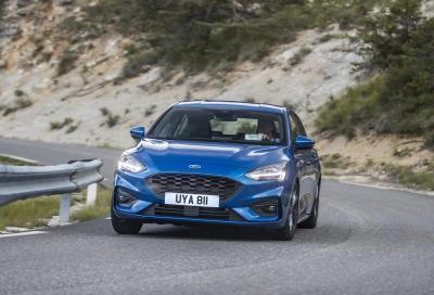 Nuova Ford Focus: sa farti divertire con classe