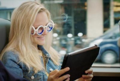 Seetroen: gli occhiali contro il mal d'auto