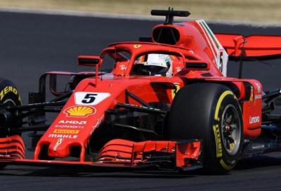F1, Trionfo rosso in terra inglese