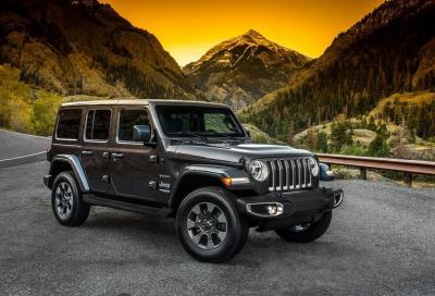 Nuova Jeep Wrangler: tutte le info per l'Italia