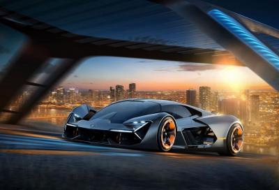 LB48H: la futura Lamborghini ibrida?