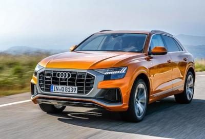Audi Q8: piacevole sorpresa