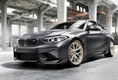 BMW M2 Performace Parts Concept: cura dimagrante