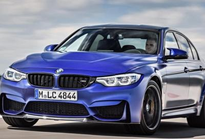 Nuove BMW M3 e M4: maggior potenza e minor peso con la CLAR