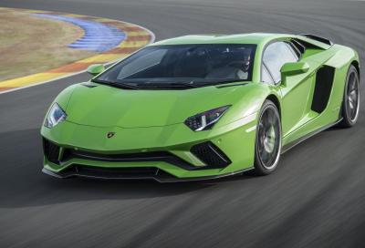Lamborghini: in futuro ancora motori aspirati ma ibridi