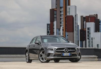 Mercedes-Benz A200 Automatic Sport - PROVA SU STRADA
