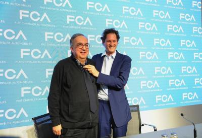 Marchionne visto da vicino
