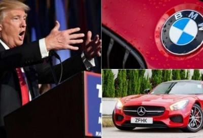 Dazi auto: l'Unione Europea mette in guardia Trump