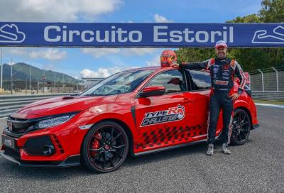 Honda Civic Type R: Estoril a ferro e fuoco