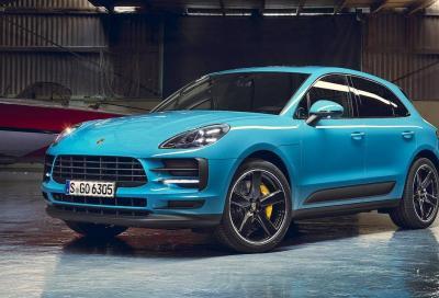 Porsche Macan: restyling dal sapore tecnologico