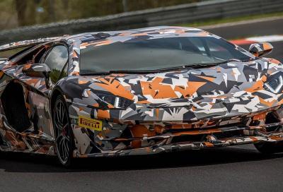 Lamborghini Aventador SVJ: al Nurburgring è lei la migliore