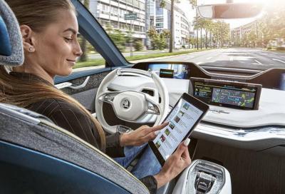 Guida autonoma: a Torino al via la sperimentazione