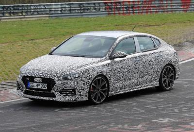 Hyundai i30N Fastback: adocchiata al Nurburgring