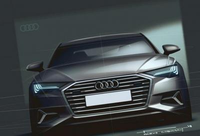 Nuova Audi RS6: sempre V8 ma più leggera
