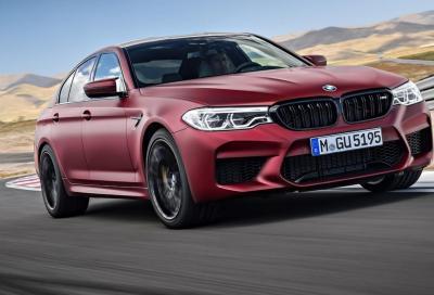 BMW: nel presente Euro 6d-TEMP e nel futuro ibrido ed elettrico