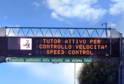 Tutor autostradale: sfatiamo le leggende metropolitane