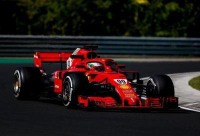 Antonio Giovinazzi: all'Hungaroring è il nuovo record-man