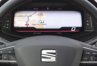 Seat: su Arona e Ibiza arriva il Digital Cockpit