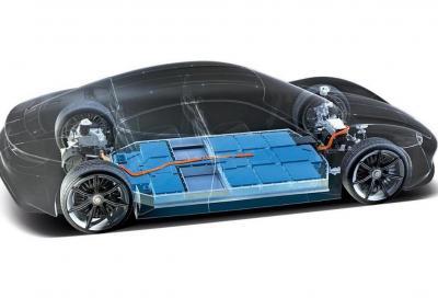 Porsche Taycan: svelati i dettagli tecnici