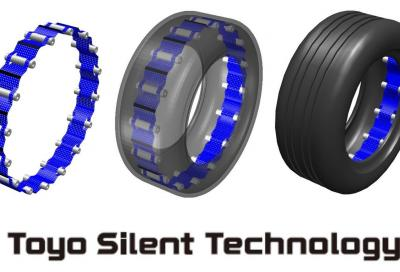 Toyo Silent Technology: gli pneumatici anti rumore