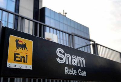 Snam, Api ed Eni: al via altri 200 distributori di metano