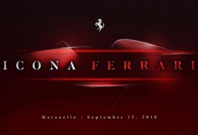 Ferrari il 17 settembre svelerà una special edition