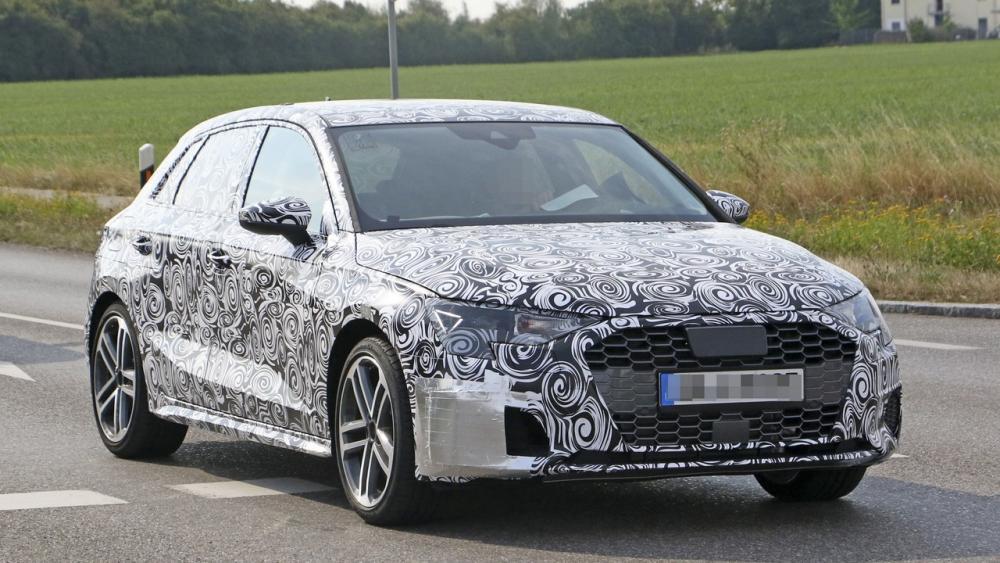 Nuova Audi A3 2019 Le Prime Foto Della Quarta Generazione