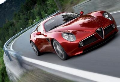 Alfa Romeo: come sarà la futura 8C?
