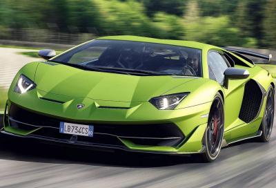 Lamborghini Aventador SVJ: è lei la regina del Nurburgring