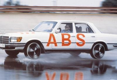 L'ABS spegne 40 candeline