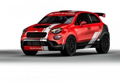 Fiat 500X R4: profumo di rally